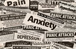 Disorders caused by mental health probelms